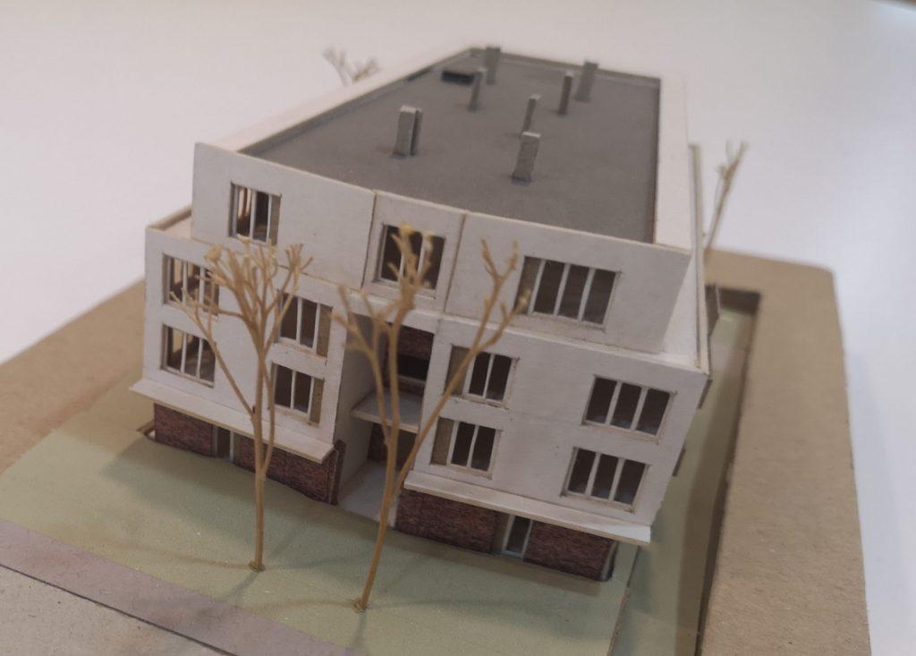 Ниско етажна сграда - София, кв.Горна Баня